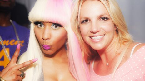 Watch:  Nicki Minaj Sends Birthday Shout-Out To Britney Spears