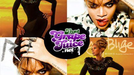 Mary J. Blige Beats Rihanna On Billboard 200
