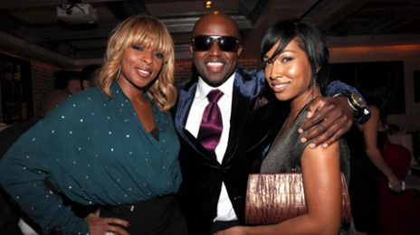 Hot Shots:  Usher, Mary J. Blige, and More Show Love at Rico Love Bday Bash