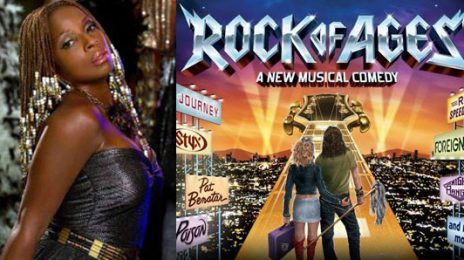 Movie Trailer: 'Rock of Ages' (Starring Mary J. Blige)