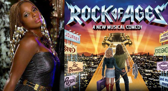Age Movie Stars Movie Trailer 'rock of Ages'