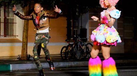 New Video: Willow Smith (ft. Nicki Minaj) - 'Fireball'