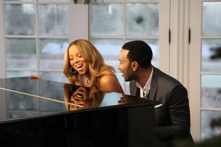 xmas mariah New Video: Mariah Carey   When Christmas Comes (Ft John Legend)