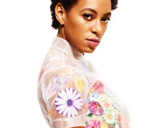 Solange Shines 'InStyle', Talks Baby Blue
