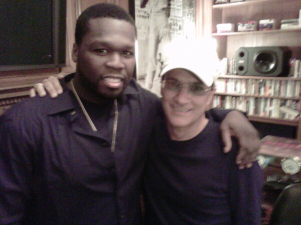 50 Cent Sends Heartfelt Message To Jimmy Iovine