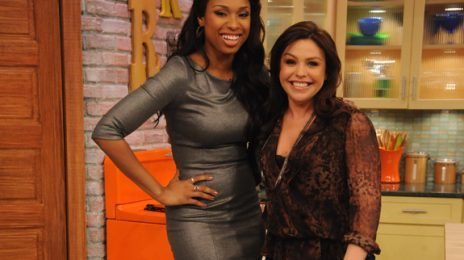 Jennifer Hudson Hits Up 'The Rachel Ray Show, Prepares For Family Murder Trial