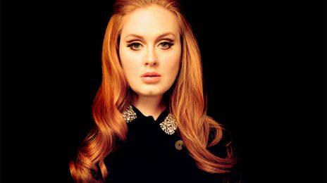 Adele Spends 15 Weeks Atop US Album Chart