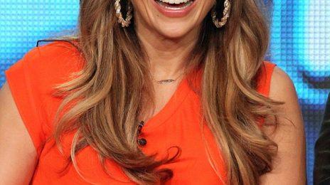 Hot Shots: Jennifer Lopez Rocks Television Critics Association 2012 Winter Tour