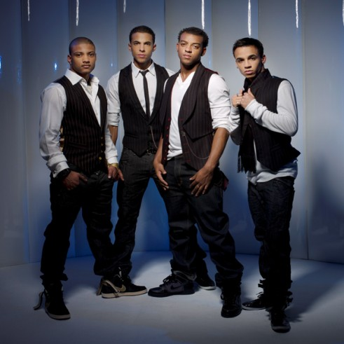 JLS1 JLS: We Want To Work With Adele