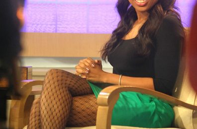 Watch:  Jennifer Hudson Makes Her Way By 'Today'