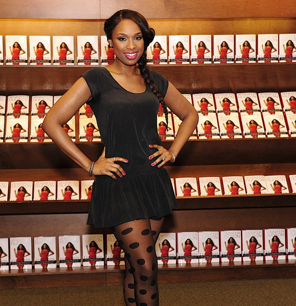 Jennifer hudson chi town3xyza Hot Shots:  Jennifer Hudsons a Hometown Girl