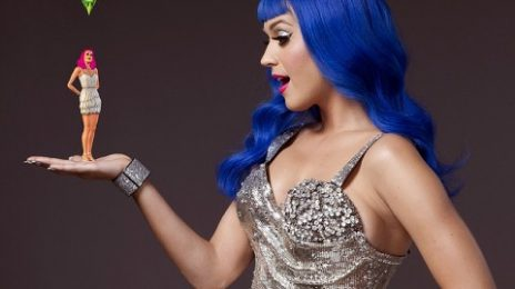 Katy Perry Becomes Face Of 'The Sims'