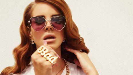 Watch: Lana Del Rey Rocks 'Saturday Night Live'