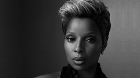 Mary J. Blige Saddened After Academy Award Snub, Co-Hosts 'Live With Kelly'