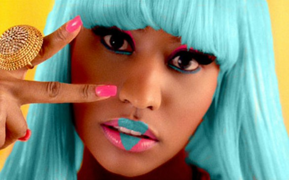 NICKI MINAJ STUNNER Report: Nicki Minaj Lands First Movie Role....Alongside Brad Pitt?
