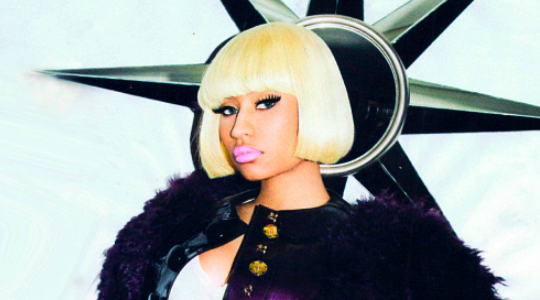 NICKI MINAJ TGJ Nicki Minaj Scores First Billboard #1 Single