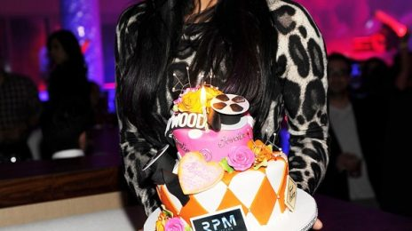 Hot Shots:  Jordin Sparks Brings In Bday With a Bang