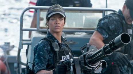 Behind the Scenes: 'Battleship' with Rihanna