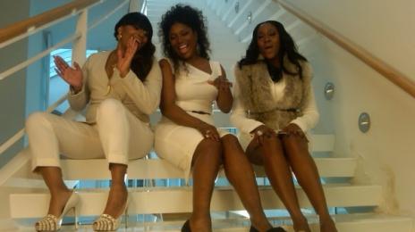 Hot Shots: SWV Shoot Video For New Single