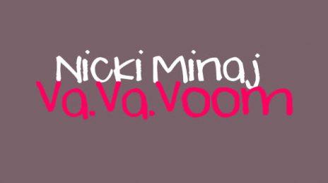 Hot Shot: Nicki Minaj - 'Va Va Voom' Single Cover