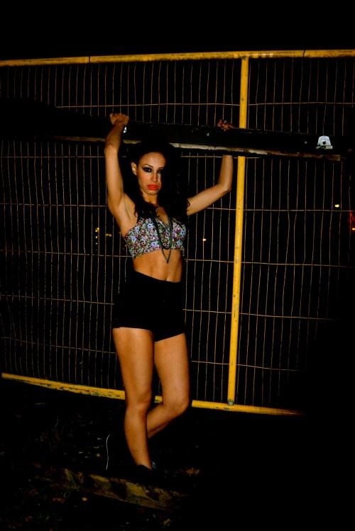 amelle 8k e1327588849192 Hot Shots: Sugababes Amelle Unveils Solo Promos