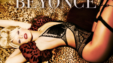 Hot Shot: Beyonce Sizzles In New '4' Promo Shot