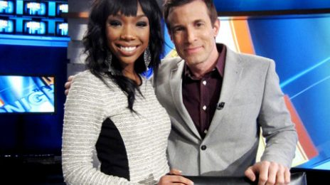 Baby Talk:  Brandy Dishes On Beyonce, 'The Game', and More With 'ShowBiz Tonight'