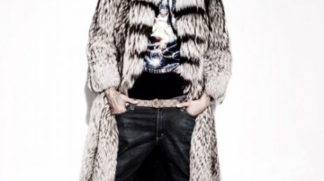 Hot Shot: Chris Brown Strikes Pose For 'Fortune' Promo