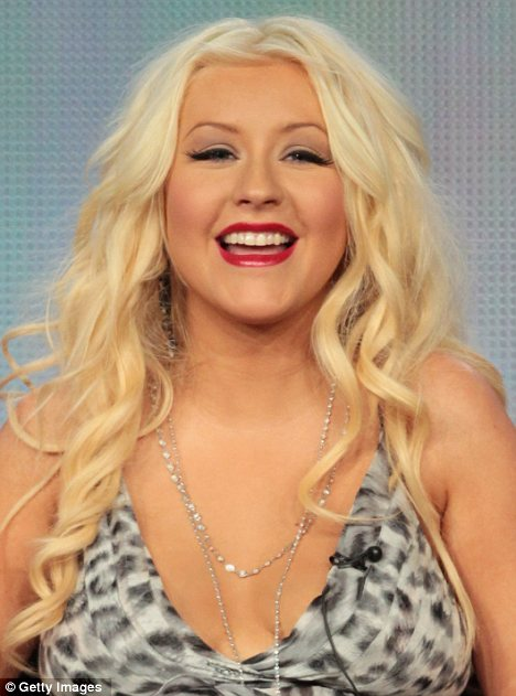 christina aguilera weifght 2 Christina Aguilera Addresses Weight Drama
