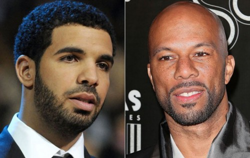 common drake beef e1327064286883 Common: I Like Drake