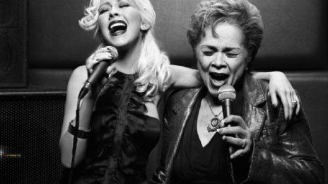 Christina's Condolences To Etta James and Family