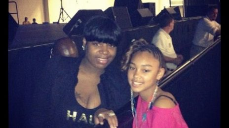 Hot Shot: Fantasia Makes First Appearance Since Giving Birth