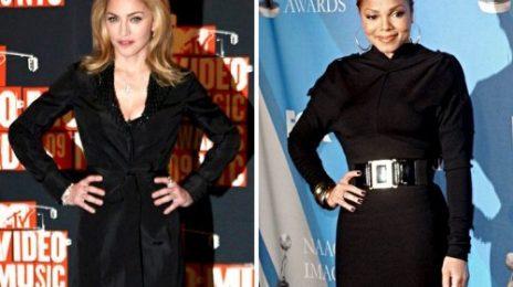 Madonna Slams Janet Jackson Again / Singer's Choreographer Fires Back