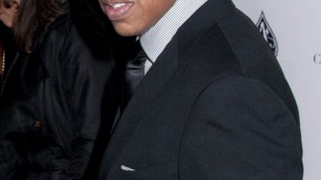 Hot Shot: Jay-Z Resurfaces After Baby Blue Birth