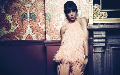 Hot Shots: Kelly Rowland Dazzles In 'This Is London'