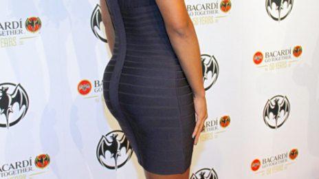Hot Shots: Kelly Rowland Turns Heads At Bacardi Anniversary