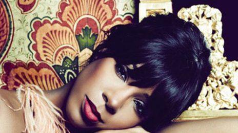 Kelly Rowland Hits Studio With Calvin Harris