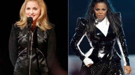 Madonna Slams Janet Jackson...Again?