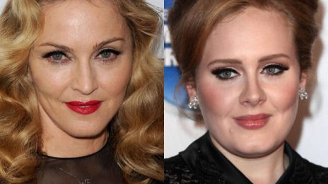 Madonna Weighs In On Adele