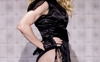 Madonna Unveils 'MDNA' Release Date