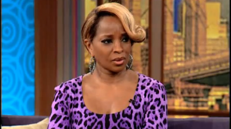 Watch: Mary J. Blige Talks Addiction, Marriage & Kids With 'Wendy Williams'