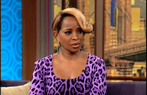 maryj Watch: Mary J. Blige Talks Addiction, Marriage & Kids With Wendy Williams