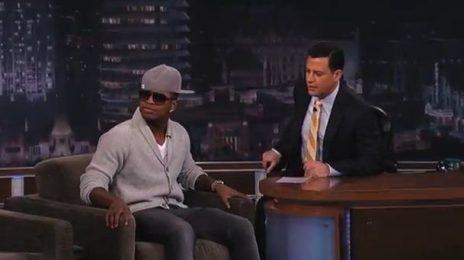 Watch:  Ne-Yo Drops By Jimmy Kimmel