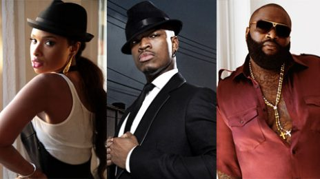 New Song: Jennifer Hudson & Ne-Yo - 'Think Like A Man (ft. Rick Ross)'