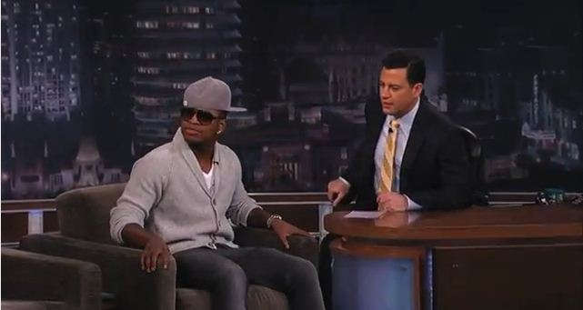 neyo Watch:  Ne Yo Drops By Jimmy Kimmel