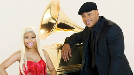 Watch: Nicki Minaj Grammy 2012 Commercial