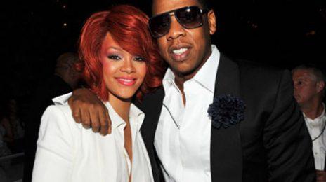Jay Z Rewards With Rihanna With A Wrangler