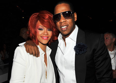 Jay Z Rewards With Rihanna With A Wrangler That Grape Juice