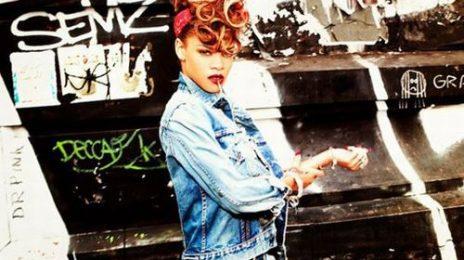 US Radio Rejects Rihanna's New Single