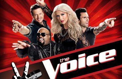 Hot Shot: New 'The Voice' Season 2 Promo Pic